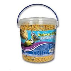 Certech  natural vit - karma zimowa sypka, tłuszczowa 1l