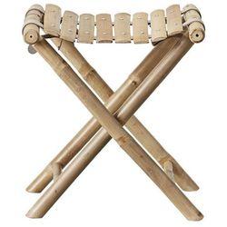 stołek bambusowy Mandisa