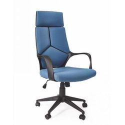 Fotel gabinetowy Halmar Voyager niebieski, 97613