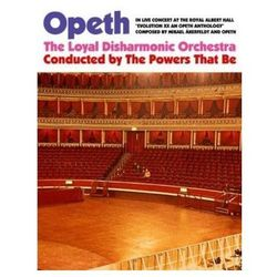 In Live Concert At The Royal Albert Hall - Opeth z kategorii Muzyczne DVD