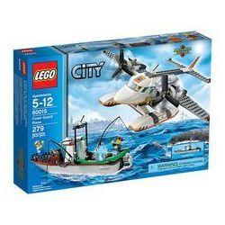 Lego City Samolot straży przybrzeżnej 60015, klocki do zabawy