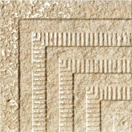 PALACE STONE Angoli Rivestimenti Greca Almond 9,8x9,8 (P-21) (glazura i terakota)