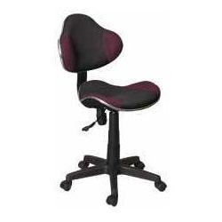 Fotel Q-G2 fioletowo-czarny - ZADZWOŃ I ZŁAP RABAT DO -10%! TELEFON: 601-892-200