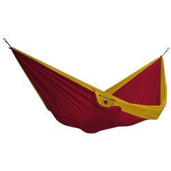 Ticket to the moon Hamak single hammock - żółto-czerwony (8997012820424)