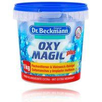 Dr.beckmann oxy magic plus odplamiacz wyprodukowany przez Delta pronatura