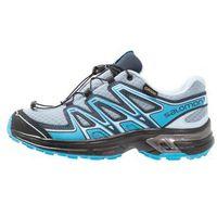 Salomon  wings flyte 2 gtx but do biegania kobiety szary/niebieski buty do biegania antypoślizgowe (088964507