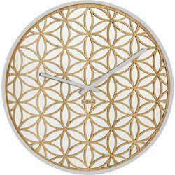 Zegar ścienny Bella Mirror white by Nextime