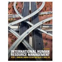 International Human Resource Management (with CourseMate and eBook Access Card) Dowling, Peter J.