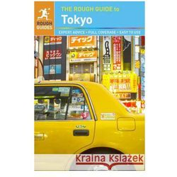 The Rough Guide to Tokyo, książka z ISBN: 9781409343110