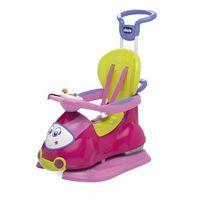 Chicco Jeździdło  4w1 różowe + darmowy transport! (8003670746409)