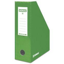 Pojemnik na dokumenty , karton, a4/100mm, lakierowany, zielony marki Donau