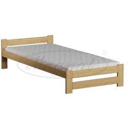 Łóżko drewniane INTER 90x200 EKO