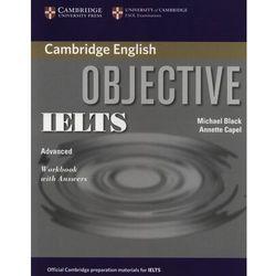 Objective IELTS, Advanced, Workbook (zeszyt ćwiczeń) with Answers (kategoria: Nauka języka)