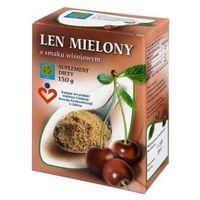Ekoprodukt Len mielony o smaku wiśniowym