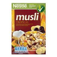 Płatki zbożowe z owocami tropikalnymi i orzechami Nestlé Musli Tropical 350 g