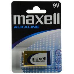 12 x bateria alkaliczna Maxell Alkaline 6LR61/9V z kategorii Baterie