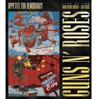 Appetite for democracy: live at the hard rock casino - las vegas marki Universal music