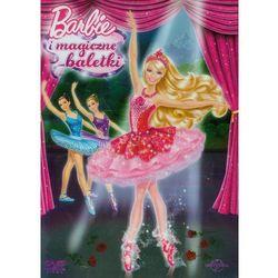 Film TIM FILM STUDIO Barbie i magiczne baletki Barbie in the Pink Shoes z kategorii Filmy animowane