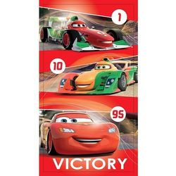 DISNEY CARS AUTO AUTA MQUEEN RĘCZNIK 140x70 CM, 4086