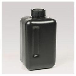 Kaiser butelka na chemię - czarna 2l z kategorii Pozostałe akcesoria do ciemni
