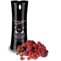 Lubrykant silikonowy - Voulez-Vous... Silicone Lubricant Red Fruits