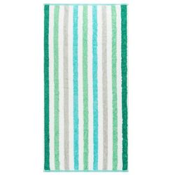 Cawö frottier Cawo frottier ręcznik stripe tyrkys, 50 x 100 cm