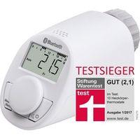 Głowica termostatyczna programowalna eQ-3, CC-RT-BLE, Program tygodniowy, Bluetooth Low Energy (2.4 GHz), CC-