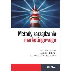 Metody zarządzania marketingowego - Dostępne od: 2014-11-22 (Difin)