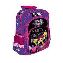 Plecak szkolny Furby Party Time - St. Majewski od merlin.pl