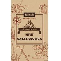Farmvit Kasztanowiec kwiat 50g , kategoria: pozostałe zdrowie