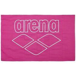 Arena pool smart ręcznik, fresia rose-white 2019 ręczniki i szlafroki sportowe