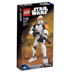 Lego Star Wars Clone Commander Cody 75108, klocki do zabawy
