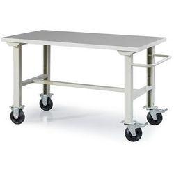 Aj produkty Mobilny stół roboczy solid 400, 1500x800 mm, laminat