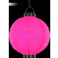 Globo SOLAR lampa solarna LED Różowy, 1-punktowy - Rustykalny - Obszar zewnętrzny - SOLAR - Czas dostawy: o