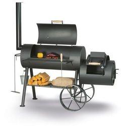 Grill - wędzarnia PARTY WAGON 6 firmy SMOKY FUN (grill ogrodowy)