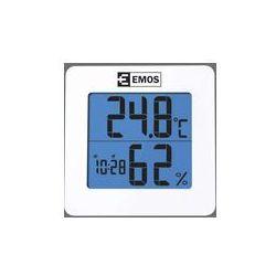 EMOS termometr z higrometrem E0114