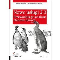 Nowe usługi 2.0. Przewodnik po analizie zbiorów danych (328 str.)