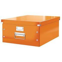Leitz Pudło uniwersalne wow 6045-44 pomarańczowe