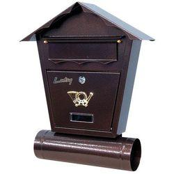 Skrzynka pocztowa domek marki Damech