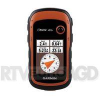 Garmin eTrex 20x Europa Zachodnia - produkt z kategorii- Nawigacja turystyczna