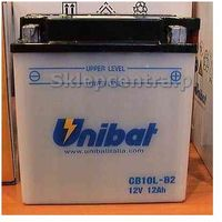 Akumulator motocyklowy Unibat YB10L-B2 11Ah 160A
