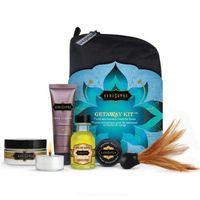 Zestaw akcesoriów - Kama Sutra Getaway Kit