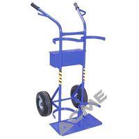Wózek spawalniczy MO na pneumatykach