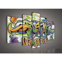 Obraz Kolorowe Graffiti PS626S4A