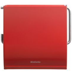 Wieszak na papier toaletowy Brabantia Classic passion red, 10 78 63