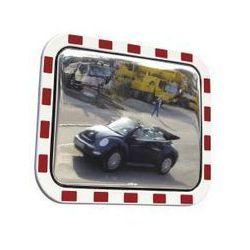 Lustro drogowe w formacie xxl, ze szkła akrylowego, szer. x wys. 1200x1000 mm, o marki Dancop