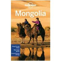 Lonely Planet Mongolia (304 str.)