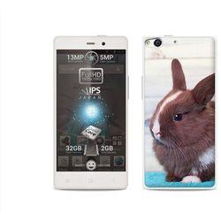 Etuo.pl Foto case - allview x1 soul - etui na telefon foto case - brązowy królik