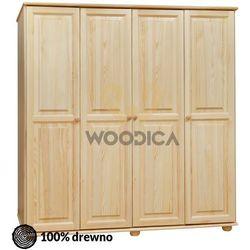Woodica 10.szafa 4d 176x190x60