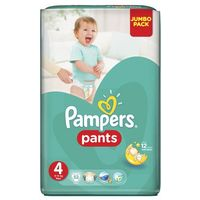Pampers  active baby pants maxi - jumbo pack (52 szt.), kategoria: pieluchy jednorazowe